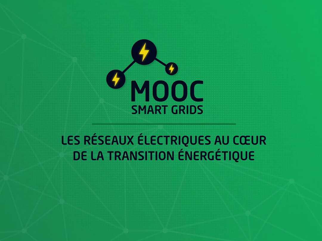 Formation vidéo MOOC SmartGrid - Production audiovisuelle
