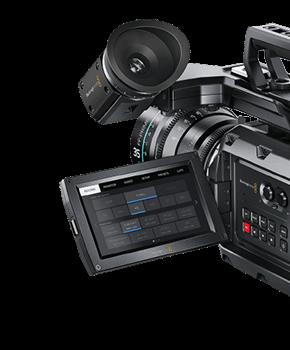Caméra vidéo - Production audiovisuelle
